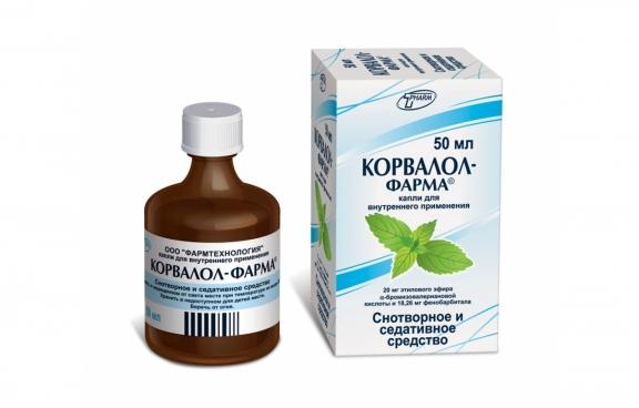 Корвалол-Фарма®